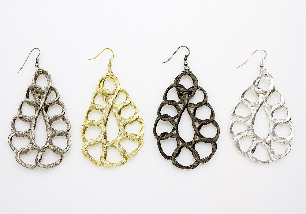 S08 earrings Prokopidis