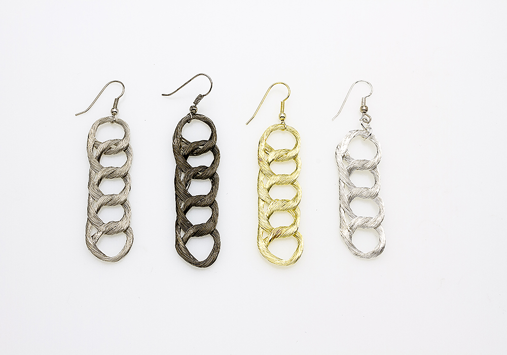 S09 earrings Prokopidis